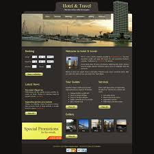 Free Website Templates Template 24 Hotel 22