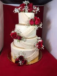 Classic Wedding Cake Cake By Cakes By Maray Cakesdecor