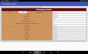 Pmi Mortgage Calculator For Android Free Download And Software