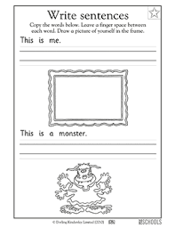 8 Prepositions Color and Writing Worksheets  Kindergarten 1st additionally  likewise Free kindergarten writing worksheets printables PDF  letter A to Z further kindergarden writing sheets   Ins ssrenterprises co moreover  furthermore Kindergarten Sight Word Worksheets furthermore Kindergarten Spelling Worksheet Printable   Worksheets  Legacy besides Best Photos of Landscape Writing Paper For Kindergarten together with Worksheets for all   Download and Share Worksheets   Free on as well  furthermore Worksheet For Kindergarten Writing Free Worksheets Library. on completed kindergarten writing worksheets