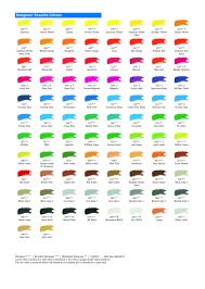 Artists Gouache Paint 15ml Tubes By Daler Rowney Designers
