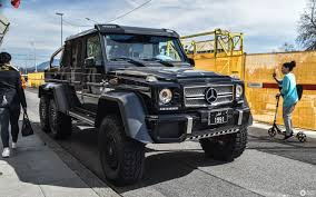 mercedes 6x6.  6x6 MercedesBenz G 63 AMG 6x6 To Mercedes