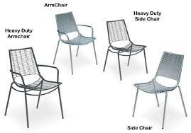 outdoor metal chair. Dimensions; Laser Metal Chair Outdoor
