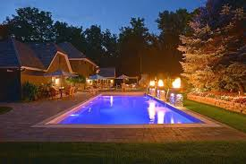 swimming pool lighting options. Pool Deck Lighting Swimming Ideas Landscaping Network Intended For Options . Above Ground