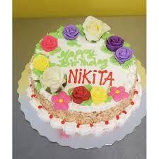 Custom Birthday Cake For Girl 7