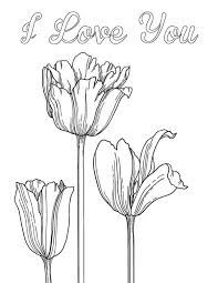 3 Mothers Day Coloring Pages Handmade In The Heartland