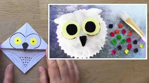 harry potter ideas hedwig owl bookmark collaboration with sugarcoder you
