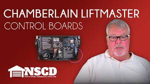 chamberlain liftmaster control boards
