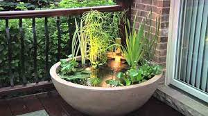 diy container water gardens 12