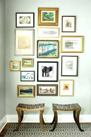 family wall picture frames photo gallery ideas staircase transitional tree pict