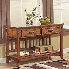 Amazon Ashley Furniture Signature Design Mestler Console