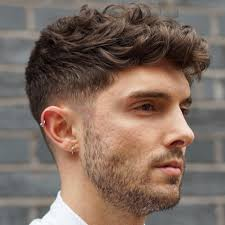 Hair Style For Men With Curly Hair 30 prime top trend fade haircut styles for curly hair for this 5042 by wearticles.com