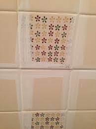 can i paint bathroom wall tiles