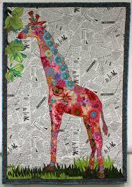 Fabric Collage Quilt &  Adamdwight.com