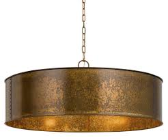 rustic drum pendant light fx36375 01 jpg