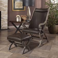 largo hunter hunter chair and ottoman item number l820