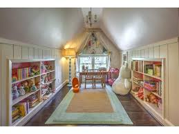 15 Amazing Playrooms to Drool Over | Attic playroom, Playhouses and  Playrooms