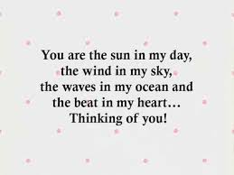 Romantic Thinking Of You Quotes For Those You Love EnkiQuotes Amazing Thinking Of You Quotes