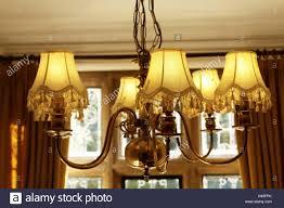 Wohnung In Einem Altbau Deckenleuchte Licht In Flach
