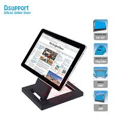 <b>Full Motion</b> Foldable <b>14 24 inch</b> Touch Screen Stand Monitor Holder ...