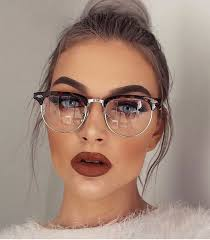 amazing ideas to apply makeup for s who wear gles stylishmods