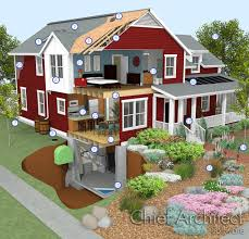 building home design. green house cutaway with call outs building home design e