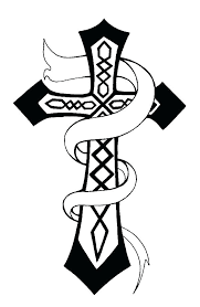Celtic Cross Coloring Pages Cross Coloring Pages Free Printable