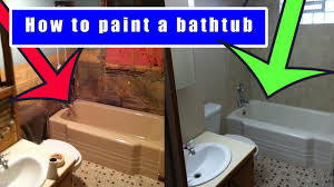 Sink Enamel Paint How To Paint The Bathtub With Pictures Wikihow