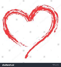 Heart Shape Design Love Symbols Stock Vector Royalty Free