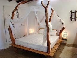 Contemporary Unique Canopy Bed Goals D To Impressive Design
