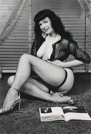 264 best Bettie Page images on Pinterest