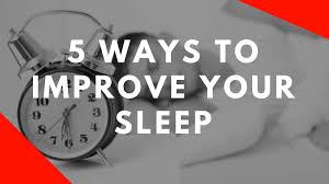 5 ways to improve your sleep for rugby players