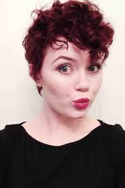 Curly Pixie Cuts 2018 23 Hairstyles Fashion And Clothing
