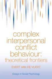 essays in social psychology routledge complex interpersonal conflict behaviour