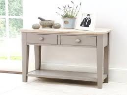 modern small console table in for hallway narrow