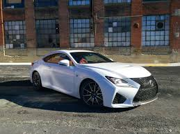 lexus 2015 rc f. after almost 600 miles with the rc f we now have a full handle on lexus 2015 rc