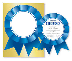 pm sku 20104046 great papers jumbo ribbon punch out certificate 110 lb text 25 sheets