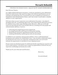 Template Of Cover Letter Sarahepps Com