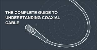 50 Ohm Cable Loss Chart Complete Guide To Understanding Coaxial Cable