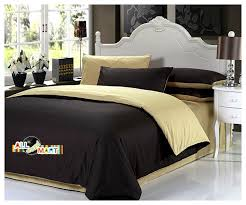 yellow and brown duvet cover 2082