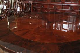 72 inch round dining room tables 2017 with mahogany table burled walnut banding inspirations