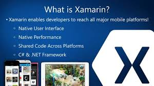 What Is Xamarin Ppt Introduction To Xamarin C Everywhere Powerpoint Presentation