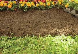 how to plant garden. prepare garden bed - how to plant flowers t