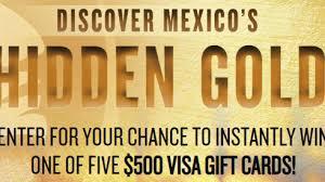 bohemia hidden gold promotion win 1 of 5 500 gift cards at mdmhusa bohemia
