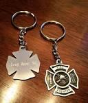 Fireman Key chain...