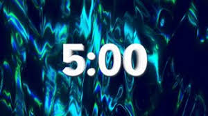 Media Oil Swells 5 Minute Countdown Creationswap