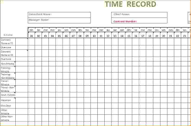 Free Monthly Timesheet Template Excel Free Excel Timesheet Template Shatterlion Info