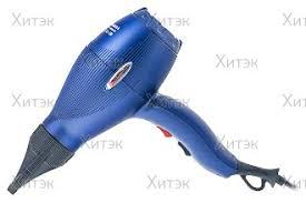 <b>Фен E-T-C Light</b> 2100W синий матовый