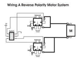 system schematics airtex vehicle electronics dc motor reversing switch at Reverse Polarity Switch Diagram
