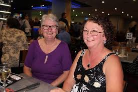 Wendy Fitzgerald and Barbara Chapman at the Stanthorpe RSL on ... | Buy  Photos Online | News Mail